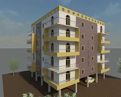REVIT-Architecture-project4