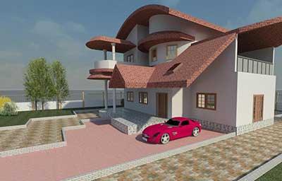 REVIT-Architecture-project9